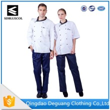 Deguang Handmade Work Wear Uniform Restaurant Uniform