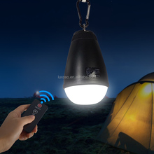 Newest Design hot sale remote wireless control water-resistant Led emergency light