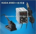 Rework Hot Air Solder With Soldering Iron 220V SMD Digital Display Soldering Stations Kada 858D+