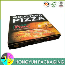 wholesale custom printed pizza delivery box for scooter