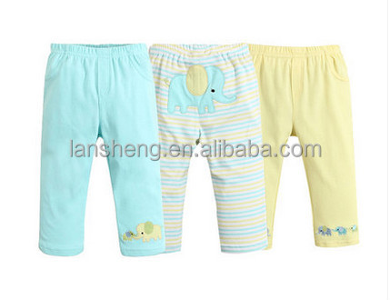 New Style Children Ruffle Pants, Pants with Pattern