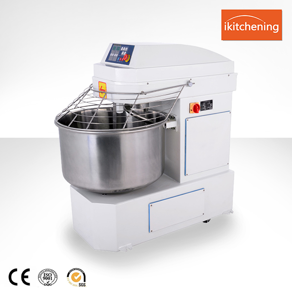 50kg Spiral Dough Mixer Made In China With CE Proved