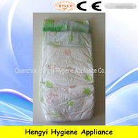 Disposable High Quality and Cheap Price Sleepy Baby Diapers Wholesale
