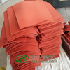 medium density silicone foam rubber for heat press