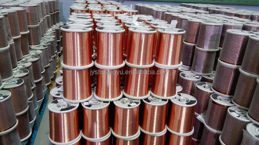 Enameled round Aluminum wires for electric wire cable hs code
