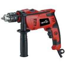 "900W Hammer Impact Drill with 1/2"" Chuck (13mm) Variable Speed for Masonry, Wood, Steel, Plastic and Metalwork"