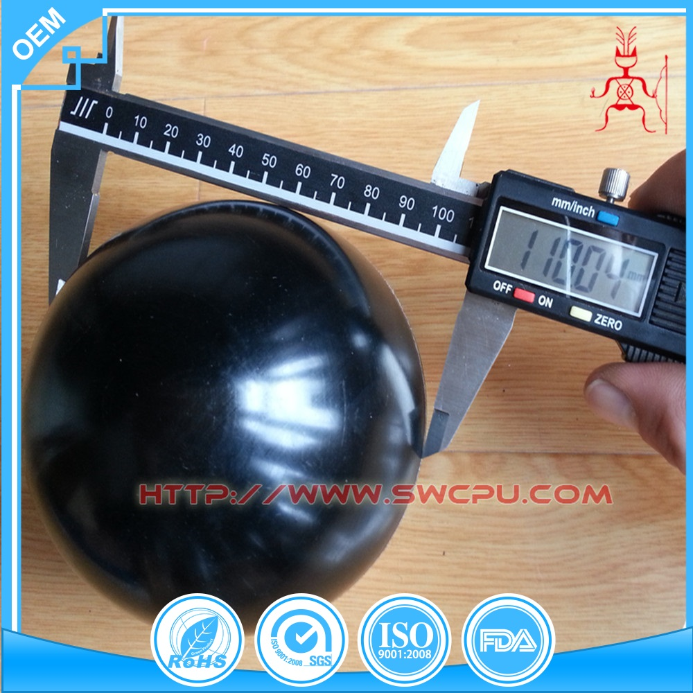 OEM molded best quality 1 inch rubber balls