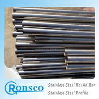 High quality Factory directly selling 201 304 stainless steel bar price,310S stainless steel round bars stainless steel circles