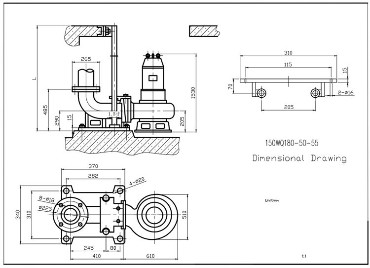 150WQ200-50-55