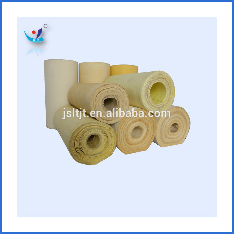 Different Models of pps dust filter cloth from China famous supplier