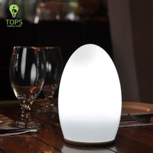 cordless led table lamps modern led restaurant table lights
