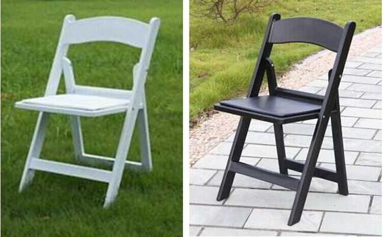 Hotsale White Resin Folding Wedding Chair For Sale Buy Resin Folding Chair