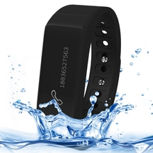 I5 Plus IP67 Waterproof 0.91 inch OLED Touch Screen Multi-functional Health care BT Smart Bracelet Wristband