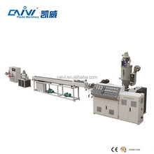 pu pe pvc precision pipe making soft tube extruder production line