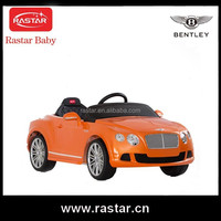 Rastar 2015 new hot electric ride on car baby toys for kids