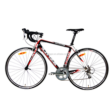 Retail VISTA-4600 Fast drop shipping Black Good quality 20 Speed 700C frame bike made in China