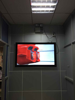 55 inch wall mounted 1080P digital tv screen display advertising led tv mirror