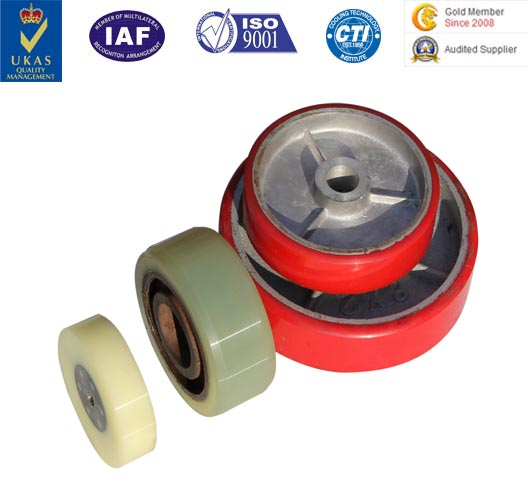 PU caster wheels,urethane wheels,polyurethane wheels,rubber wheels