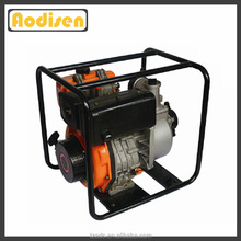"farm irrigation movable 4"" types of diesel engine pump"