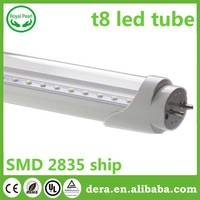 Buy high quality 2400mm 40w smd 2835 ies files led tube light t8 ...