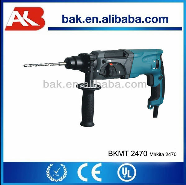 24mm Electric power tool Makita 2470 rotary hammers