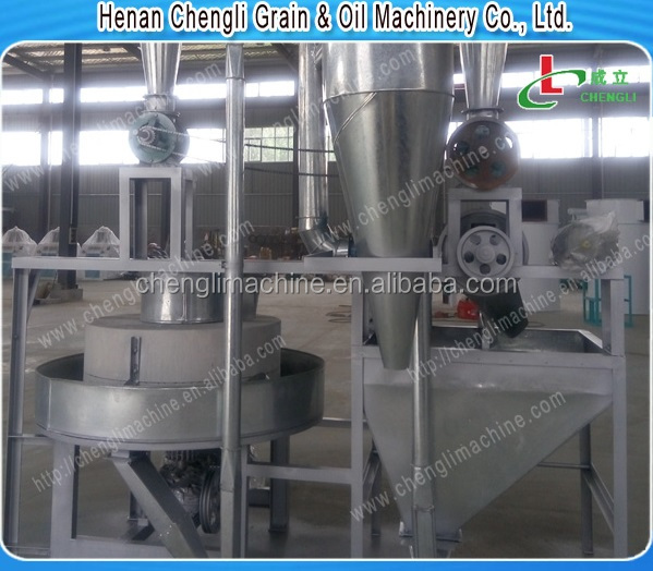 fully automatic wheat flour grinding machine / fully automatic wheat flour mill stone