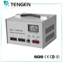 SVC-1000va Automatic Servo Generator Voltage Stabilizer