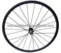 High quality 700c road bicyle for clincher or tubular carbon wheelset lowrider bike rims