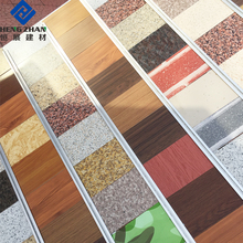 Foshan AA1100 / 3003 Colorful Tread Plate Aluminium Price