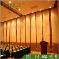 Movable Acoustic Panel Melamine Acoustic Mobile Partition for Office