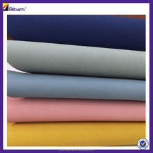 pu synthetic faux leather material for bags in colorful colors
