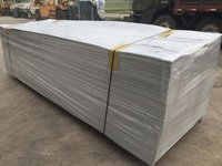 Plastic protective boards
