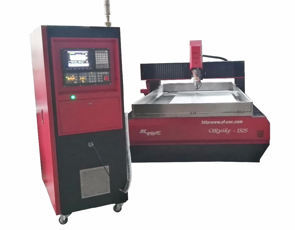 Advanced series CNC router for aluminum engraving and copper door embossing in high precision with reasonable price