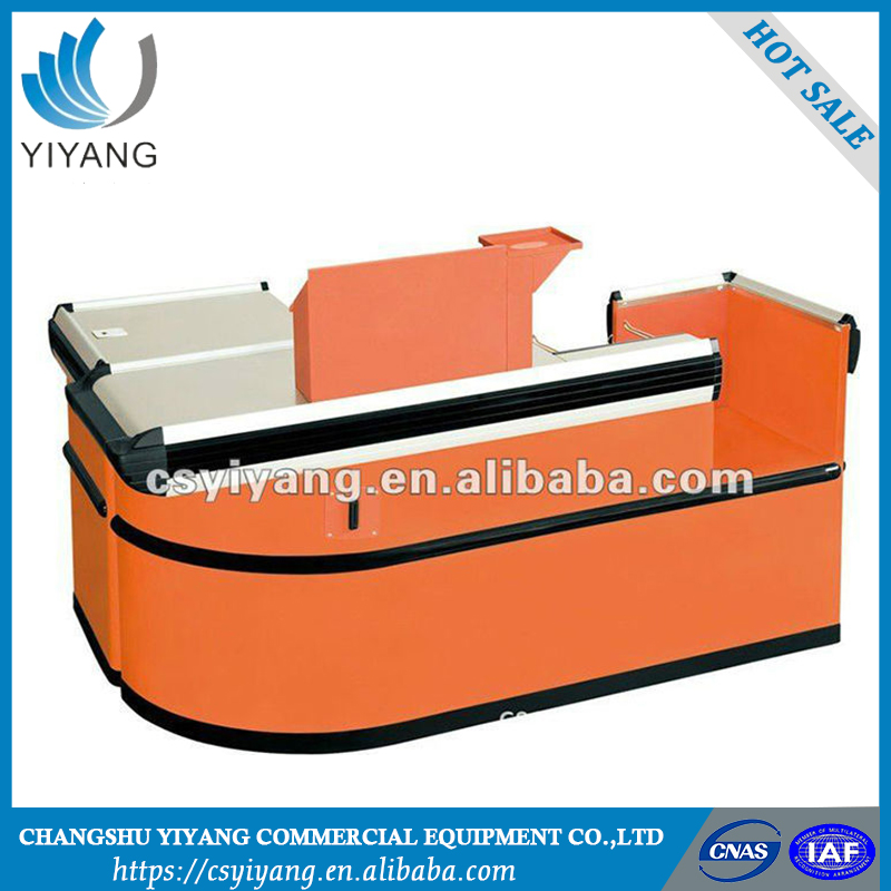 Low price China manufacturing pos checkout counter