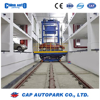 Shelf Park/ Stacker Robotic Park/ Automated Parking System