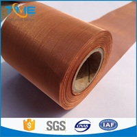 magnetic shielding material copper mesh with SGS certificate