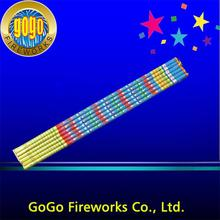Roman candles fireworks T6240 30s magical shots packing 36/12 high quality and cheap fireworks factory direct fireworks