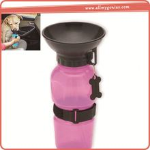 portable pet dog drinking bottle ,kyup4 travel drink with leash set