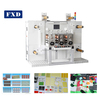 Slitting and Rewinding Rotary Label Die Cutting Machine