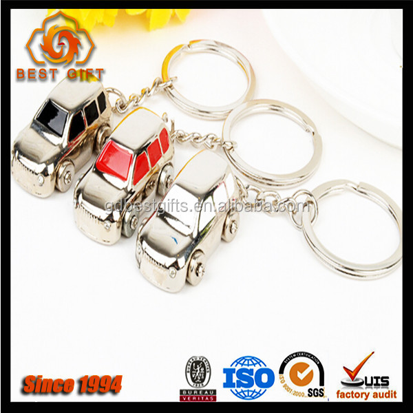 Korean Branch Lively Bottle Opener Creative Metal Crafts Key Chain