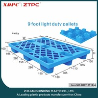 Good Quality 4 Way Plastic Pallet Buyers