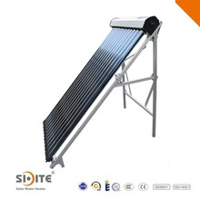 SIDITE vacuum solar collector china selective coating for solar collector