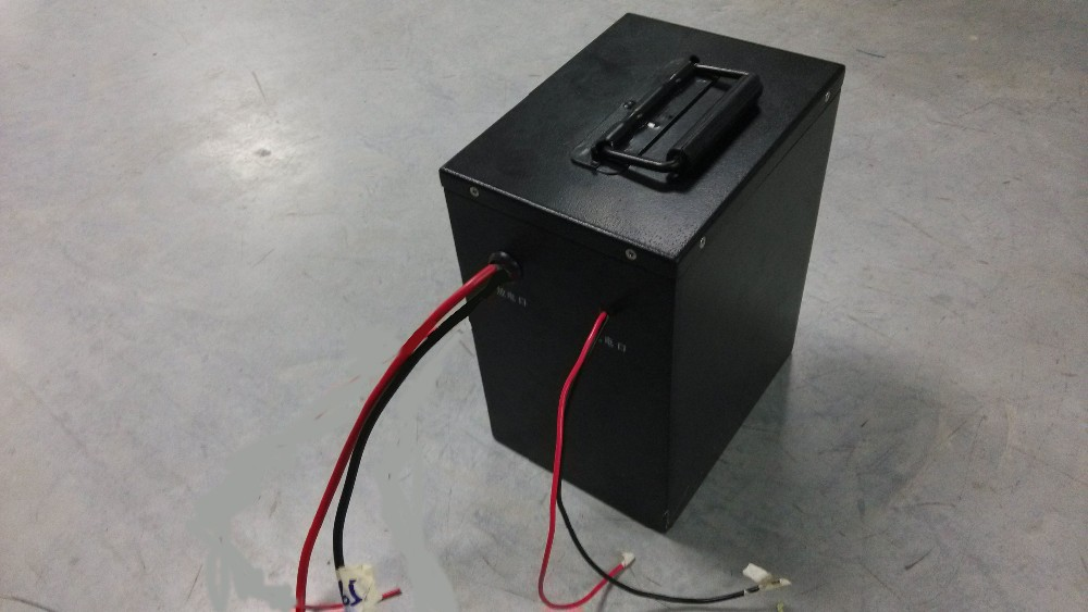 lithium ion electric scooter battery 48V 30ah