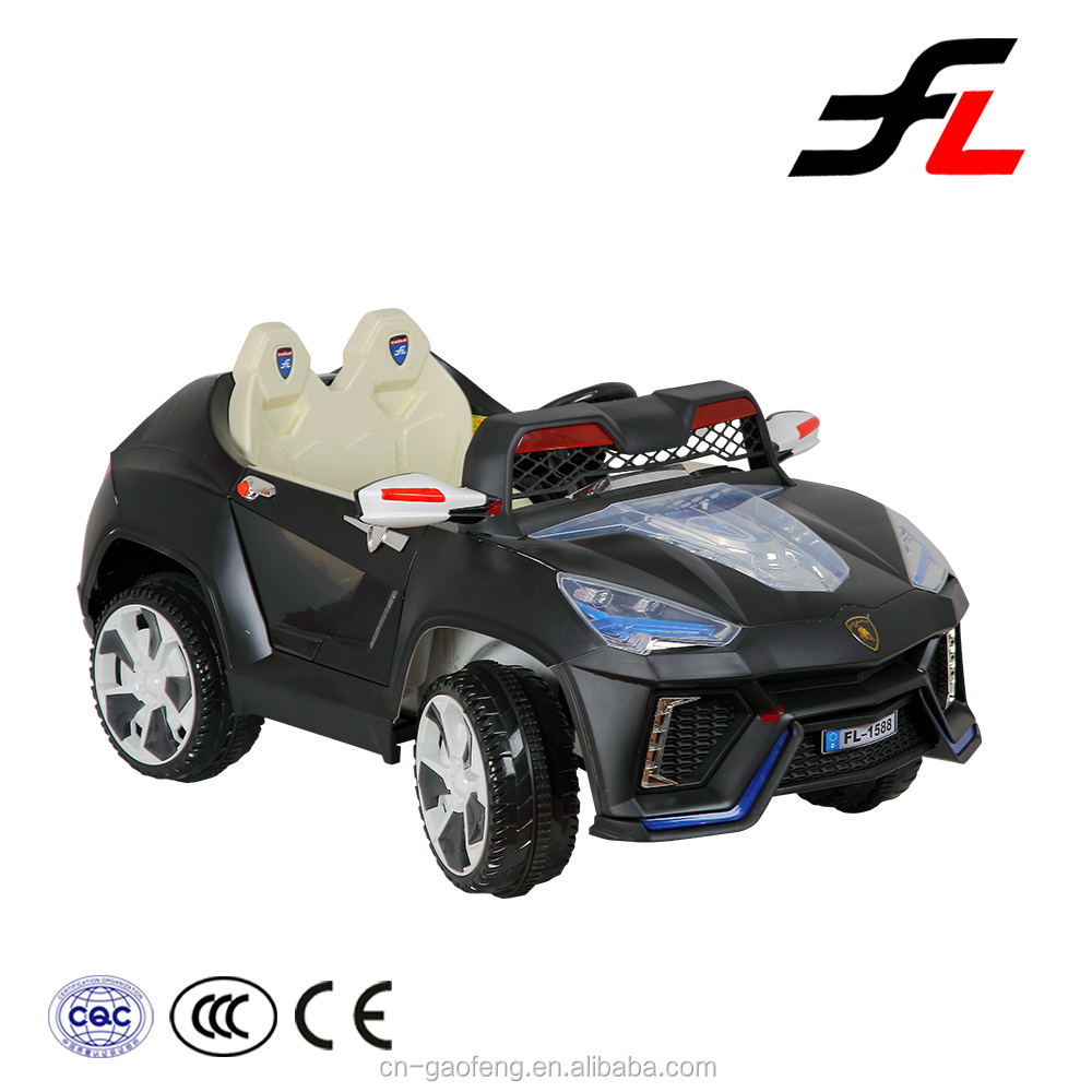 Zhejiang populer sale high quality two doors model car for kids