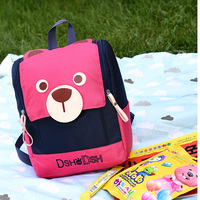 2017 fashion cute cartoon child bag wholesale kindergarten backpack student bag