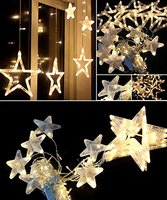 LED curtain light, led curtain stage light, Christmas light for holiday