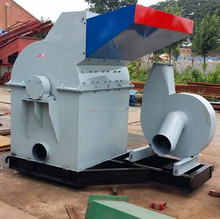 High efficient small wood hammer mill for home use and large sawdust making for sale