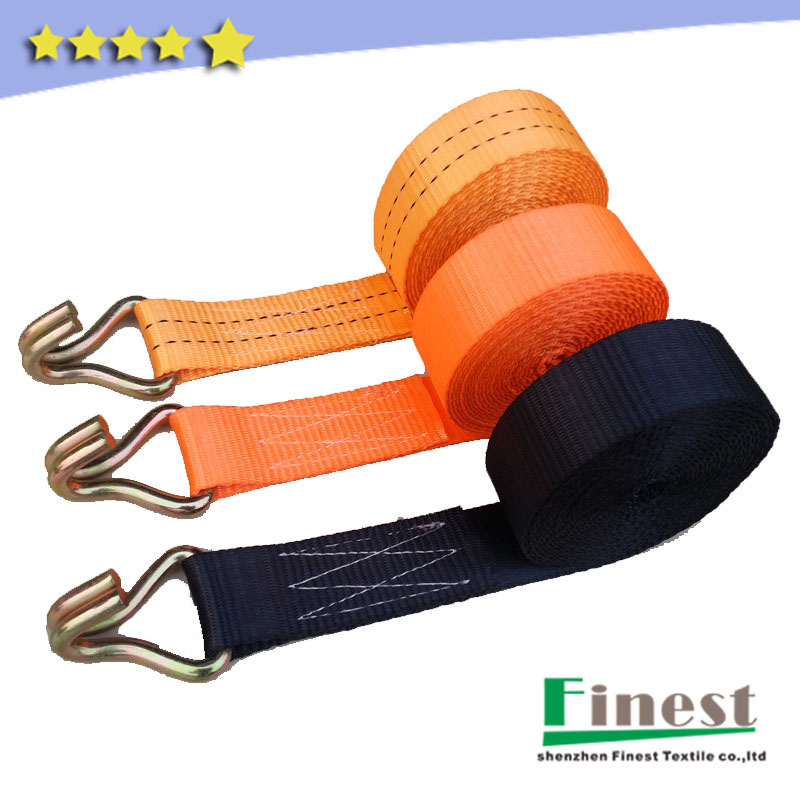 Heavy Duty Rachet Tie Down strap/Ratchet lashing strap