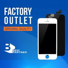Factory Supplier Original for iphone 5 touch glass digitizer screen