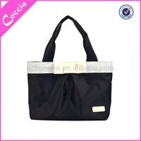 High quality collapsible storage bag cosmetic bag with clear compartments